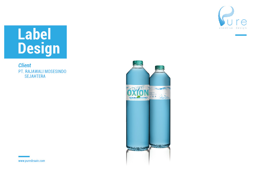 7. OXION WATER